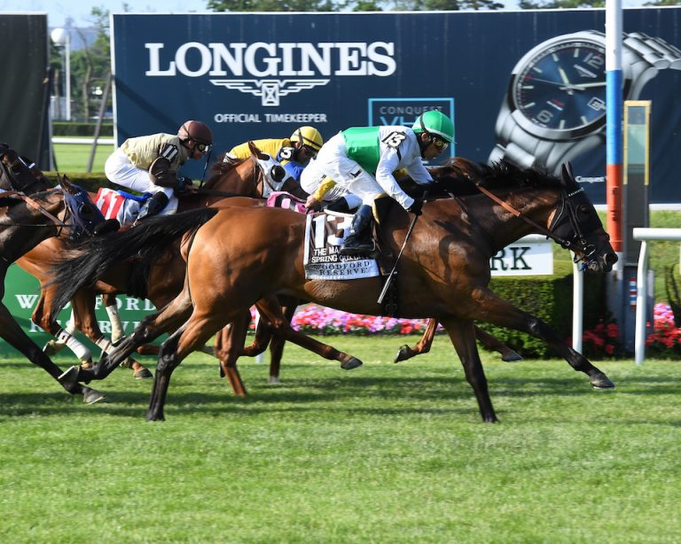 Spring Quality wins The Manhattan (Grade 1)