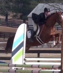Danny jumping