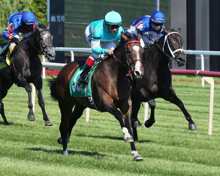 COLONIA-The-Hatoof-Stakes-14th-Running Arlington Park